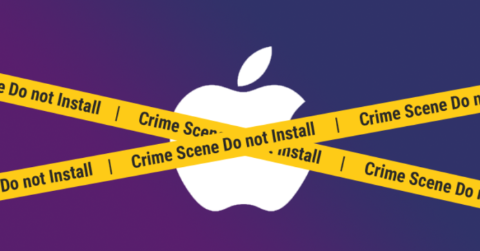 Undetectable Malware Targeting Mac Computers