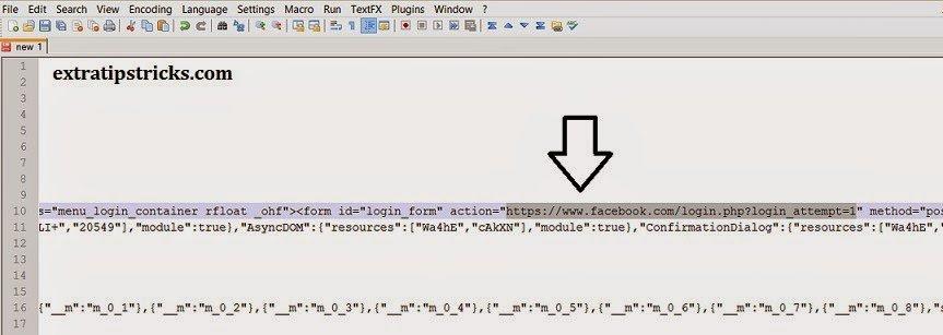 Hack Facebook id Using Phishing Attack