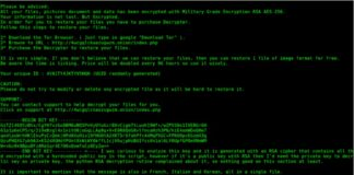 pylocky ransomware