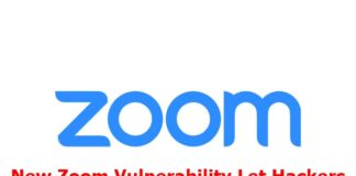 new zoom vulnerability