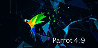 parrot ethical hacking linux released