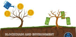 effect of blockchain on environment